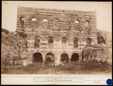 Ruines du palais de Belisaire