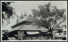 Sumatra, market at Arnhemia