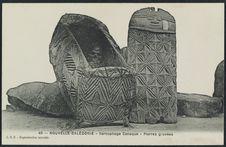 Sarcophage canaque