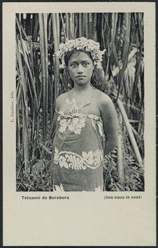 Tetuanni de Borabora
