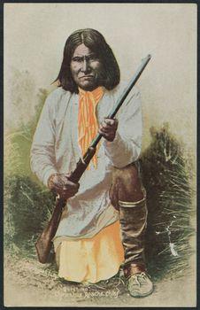 Geronimo, Chiricahua Apache chief