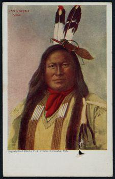 Rain in the face, Sioux