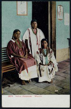 Indias Amatecas, Mexico