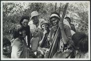 Alice Dussan et Gérard Reichel chez les Indiens Motilon de Colombie