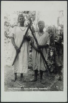 Indíos Motilones