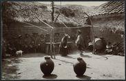 Baíle típico del pueblo de Handahuaylilas