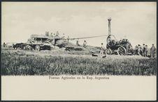 Faenas Agricolas en la Republica Argentina
