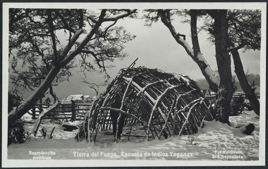 Escuela de Indios Yaganas