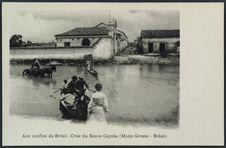 Crue du fleuve Cuyaba