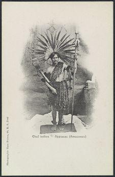 Chef indien Appiacaz (Amazonos)