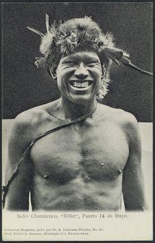 Indio Chamacoco