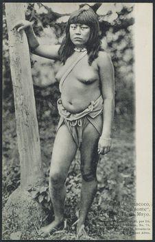 India Chamacoco