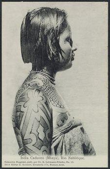 India Caduveo (Mbayá)