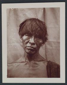 Cora [portrait d'un homme âgé]