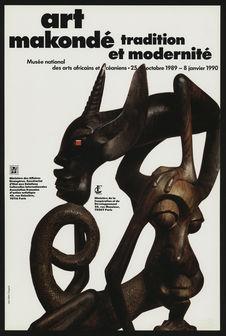 Art makondé. Tradition et modernité