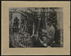 Musée de la France d'Outre-Mer. Section économique