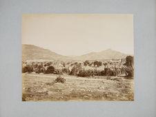 Vue générale des ruines de Mitla