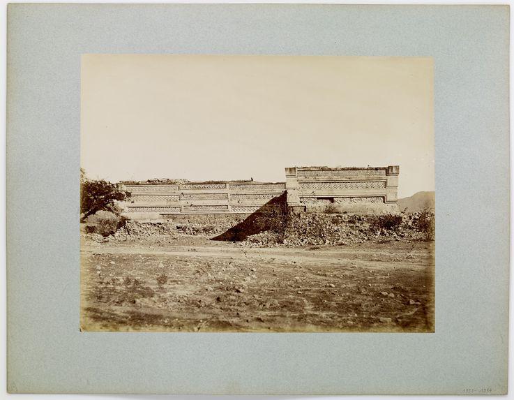 Grand palais à Mitla