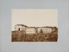 Palais du gouverneur à Uxmal, maison des tortues