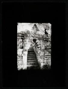 Escalier du temple à Boerorboedor