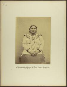 Collection anthropologique du Prince Roland Bonaparte [Indien Omaha]