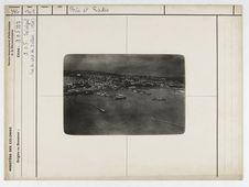 Vue du port de Dakar (1929)