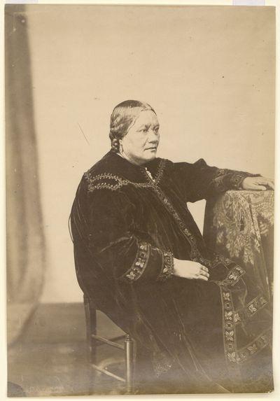 La reine Pomaré