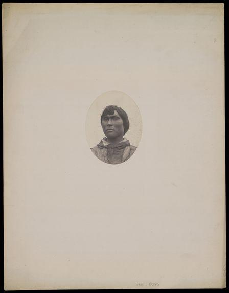 Esquimau, matelot, district de Godthaab.