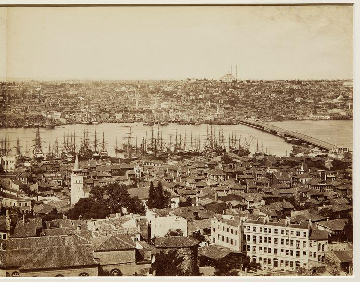 Panorama de Constantinople
