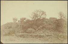 Tula. Pyramide du soleil, monte del Tesoro