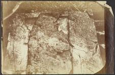 Palenque. Grand bas-relief