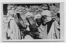 Fête à la mosquée de l'ancêtre Mohand u Abdallah