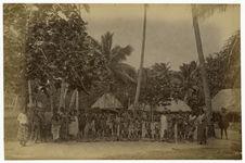Village inhabitants Gumila [?] Samoa