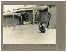 Village de Léré, Maïo Kebbi, Cases Moundang