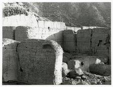 Vallée du Rimac. San Juan avant la restauration et autres sites. Première ou...