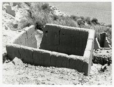 Vallée du Rimac. Sites indéterminés. Avant les restaurations, San Juan. Première...