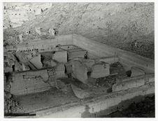 Puruchuco, avant sa reconstruction. Avant première mission