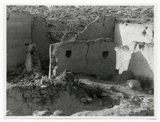 Ruines de San Juan, vallée du Rimac. Avant restauration du D. Jimenez Borja....