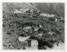 Ruines de San Juan, vallée du Rimac. Avant restauration du D. Jimenez Borja