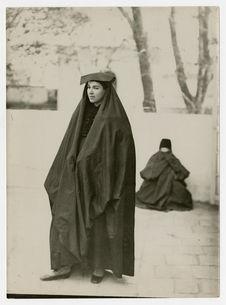 Femme de Téhéran