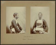 Jemadar-Thack-Chamoo, 27 ans. [De profil]