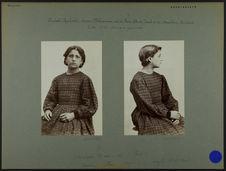Elisabeth Reinhard.- 13 ans.- Bohémienne