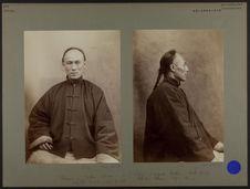 Chang-fao-Jan.- 37 ans, soldat tartare. [De face]