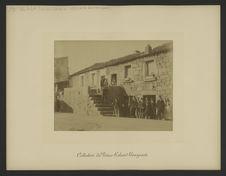 Porto-Vecchio (maison habitée en 1795 par le lieutenant Bonaparte)