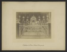 Talane (maître-autel du vieux couvent)
