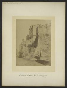 Sartène (ancienne ville) [Une fontaine abreuvoir]