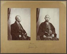 Hawasaki, médecin de 1ère classe de l'ambassade japonaise, japonais né à Yedo