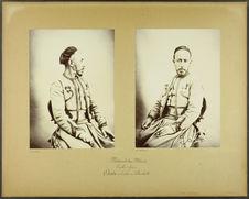 Mohamed-ben-Miloud, de la tribu des Cherchell [portrait d'homme]