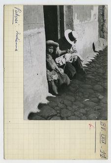 Potosi : indiens