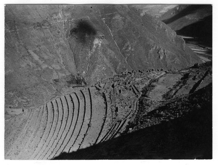 Terrasses agricoles de Pisac